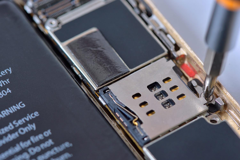 iPhone 6 findet kein Netz / keine SIM-Karte